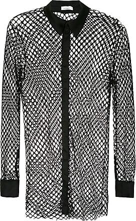 Amir Slama mesh shirt - Black
