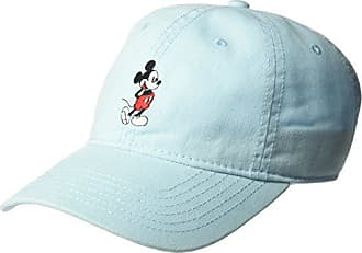 hot sale online 3144a 1bb61 Disney Unisex-Adults Mickey Mouse Full Body Baseball Cap, Adjustable, Blue,  One