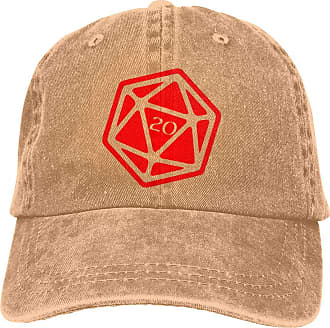 Not Applicable Clothing Fast Dry Skull Cap,Fitness Hip Hop Hat,Moisture Wicking Travel Cap,RPG Dice DND Game Denim Jeanet Baseball Cap Adjustable Dad Hat
