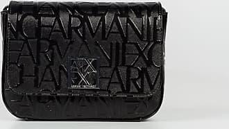 A|X Armani Exchange BORSA LOGO VERNICE MINI DONNA