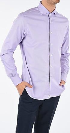 Corneliani camicia a righe taglia 41
