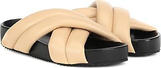 Jil Sander Leather slides