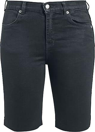 Dr. Denim Lexy Bicycle Shorts - Short - schwarz