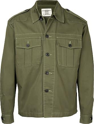 Kent & Curwen shirt jacket - Green