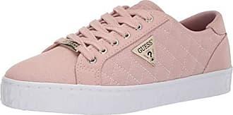 Guess Womens GRACEEN Sneaker, Pink, 8.5 M US