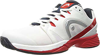 the latest 9b207 d8cdc ... Chaussures de Tennis Homme, Blanc (White Red Whrd). Head