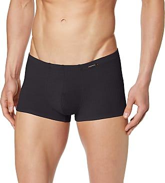 Olaf Benz Mens Pearl1857 Minipants Boxer Shorts, Black (Black 8000), Medium