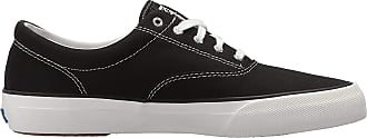 Keds Womens KEDS CHAMPION Sneaker, Black 1, 3.5 UK
