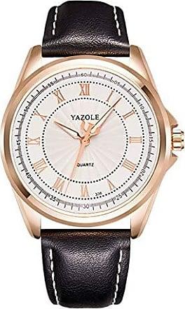 Yazole Relógios de Luxo em Aço Inoxidável YAZOLE D336 (2)