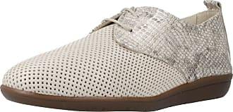 24 Horas Women Lace Shoes Women 24409 Multicolor 5.5 UK