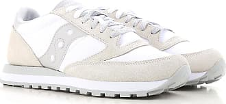 Saucony Sneaker Uomo On Sale in Outlet, Bianco, tessuto, 2019, 36 37 37.5 38.5 39 40 40.5 44.5
