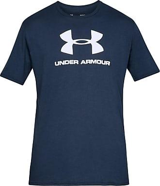 Under Armour Camiseta Sportstyle Logo Azul - Homem - P BR