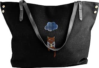 Juju Lost Cat Womens Classic Shoulder Portable Big Tote Handbag Work Canvas Bags