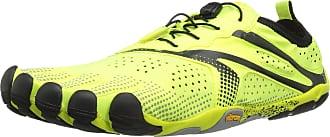 Vibram Fivefingers Mens V Competition Running Shoes, Purple (Yellow),10.5-11 UK(46 EU)
