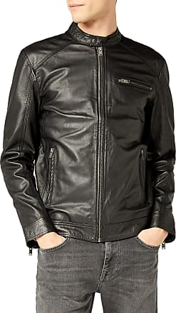 SELECTED HOMME Slhjack Leather Jkt W Noos Giacca Uomo