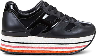 Hogan Maxi H222, SCHWARZ, 35.5 - Schuhe