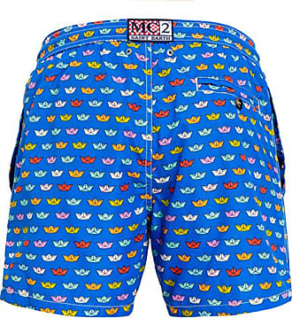 MC2 Saint Barth kami print seventy swim shorts
