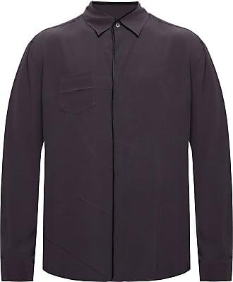 Undercover Silk Shirt Mens Black