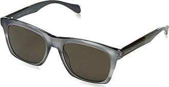 3cf67253893 HUGO BOSS BOSS by Hugo Boss Mens Boss 0911 s Polarized Rectangular  Sunglasses