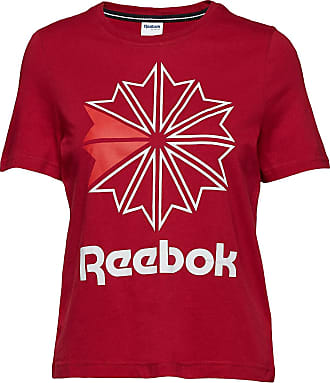 Reebok Workout Ready Graphic Tee T shirts Med Print Blue