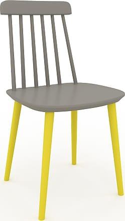 Chaises Chaises Design en Gris Maintenant : jusqu'à −31