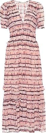 Ulla Johnson Elodie printed silk midi dress