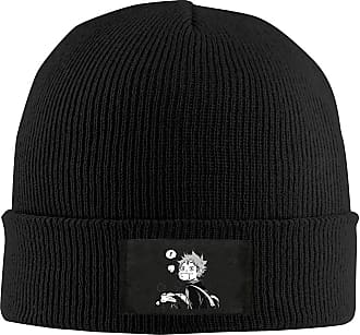 Not Applicable Clothing Casual Headgear,Adult Slouchy Beanie Hat,Toboggan Watch Caps,Unisex Stretchy Hedging Hat,Haikyuu! Men Women Knit Cap,Winter Warm Cap,Boy and Girl Skul
