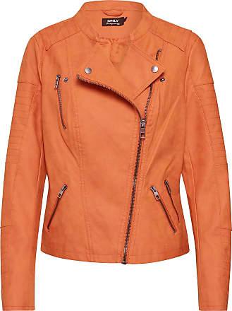 Only Veste mi-saison Ava orange