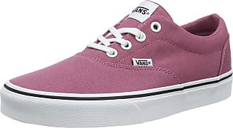 Vans Womens Doheny Trainers, Purple Canvas Heather Rose White Xxm, 5.5 UK