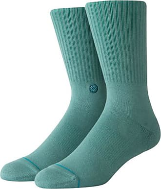 Stance MEIA MASCULINA ICON - VERDE