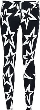 Perfect Moment Perfect Moment Woman Printed French Terry Leggings Black Size XS
