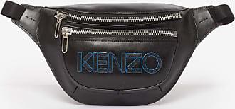 Kenzo Sac ceinture en cuir KENZO Logo
