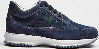 Rabaini Hogan - Sneakers scamosciata - Blu