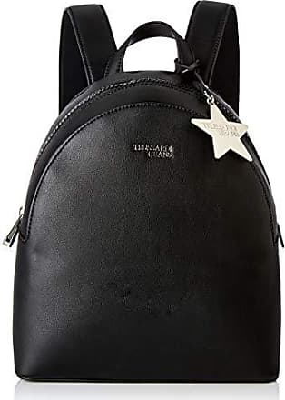4b593d5498802 Trussardi Damen T-Easy Backpack Charm Star Logo Rucksack