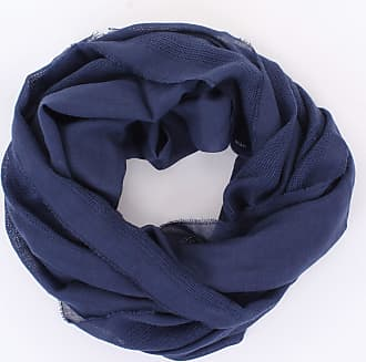 Doppiaa Scarves Blue