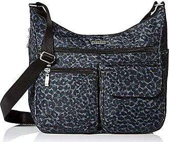3178ec73651f Baggallini Everywhere bagg with RFID, Charcoal Cheetah