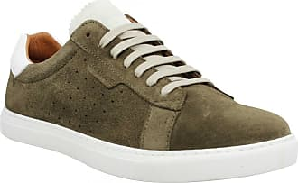 2ed958631ea Schmoove Baskets   Tennis mode SCHMOOVE Cup Classic velours Homme Taupe