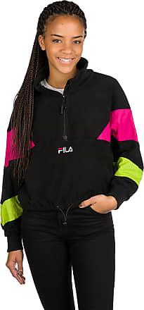 Fila Rafiya Half Zip Fleece Sweater acid li