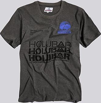 HOLUBAR t-shirt c-m-c jj23 grau