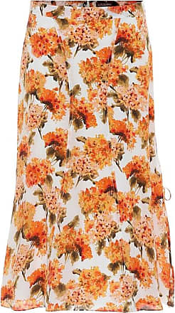 Altuzarra Exclusive to Mytheresa - May floral high-rise silk midi skirt