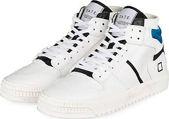 D.A.T.E. Hightop-Sneaker PRIME - WEISS