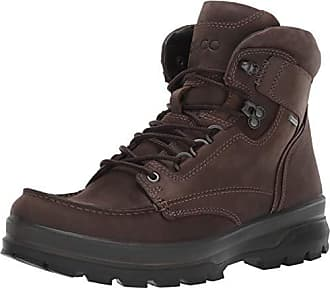 Ecco Mens Rugged Track Moc Toe High Gore-Tex Hiking Boot a74cc56767b