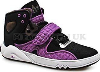 size 40 2a4f9 f0b3b adidas Damen Sneaker Schwarz schwarz