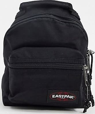 Eastpak Schwarzer Mini-Rucksack mit Vordertasche