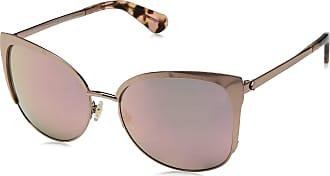 Kate Spade New York Genice Sunglasses, Rose Gold