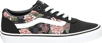Vans Ward Flowers and Checks lage sneakers