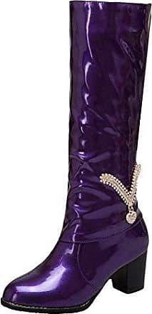 wähle spätestens am besten authentisch 2019 am besten Stiefel in Lila: Shoppe jetzt bis zu −59% | Stylight