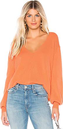 360 Sweater Maddison Sweater in Orange