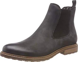 08d3a20d91a357 Tamaris Damen 25056-21 Chelsea Boots Schwarz (Black 1) 36 EU