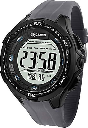 X-Games Relógio Masculino X-Games Digital XMPPD466-BXQX - Cinza